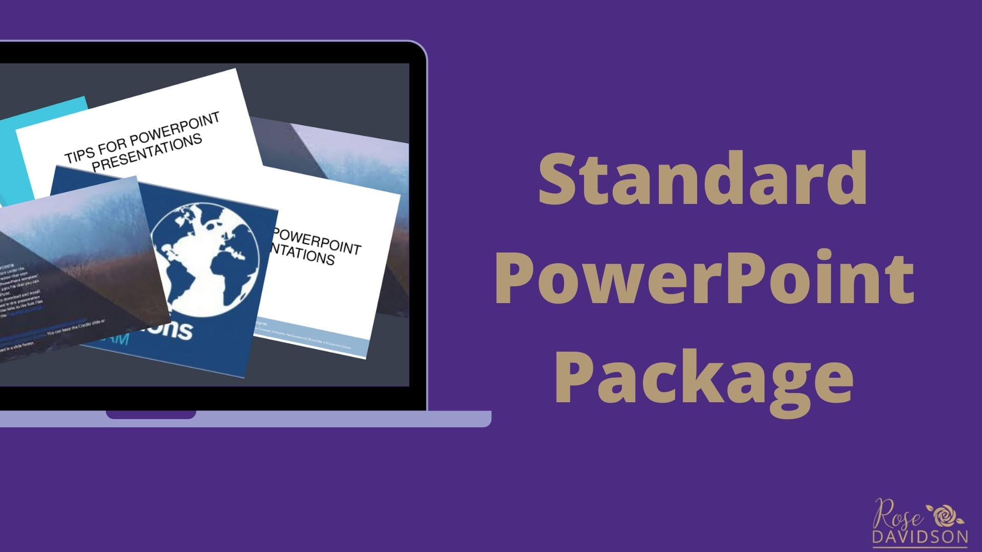 Package, Packages, Rose Davidson, Small Business, Entrepreneurs, Virtual Assistant, Office Manager, Social Media, PowerPoint, Presentations,  Workshops, Events, Video, Speakers, Hybrid Speaker Support, Helping Speakers Transition to an Online Business