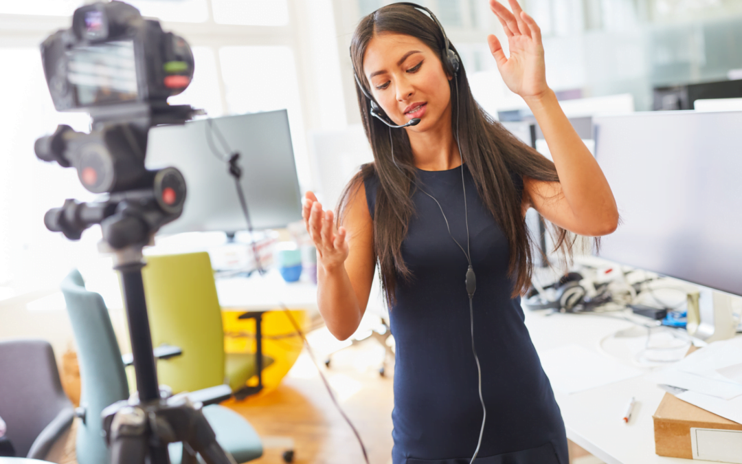 Why livestreaming is the future of conferences and events